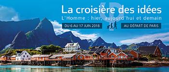 Discussions et débats sur l'Homme au milieu de paysages à couper le souffle : Fjords, glaciers, vallées verdoyantes...