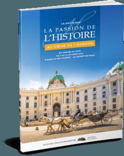 Brochure La passion de l'Histoire transeuropéenne 3D