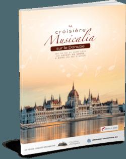 Musicalia sur le Danube - Départ Genève