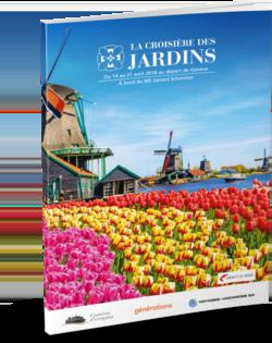 Croisière des jardins (Départ Genève)