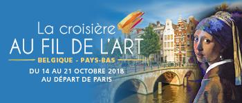 Découvrez la Belgique et les Pays Bas au fil de l'art ! Un voyage à la rencontre des plus grands maîtres de la peinture flamande et hollandaise.