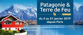 Embarquez pour la Patagonie avec Croisières d'exception. Une croisière au cœur d'une nature encore vierge et des conférences pendant les temps de navigation et en soirée.