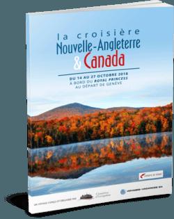 Nouvelle-Angleterre (Départ Genève)