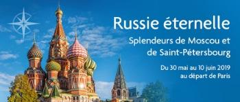 Découvrez la Russie au fil de la Volga et de la Neva avec notre intervenant de prestige : Jean-François Kahn. Un parcours passionnant de Moscou à Saint-Pétersbourg avec des excursions comprises dans le prix et garanties en français !