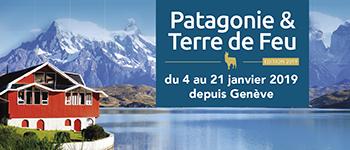 Pour la 3e année consécutive, Croisières d'exception vous propose de partir dans l'incroyable Patagonie. Le voyage d'une vie !