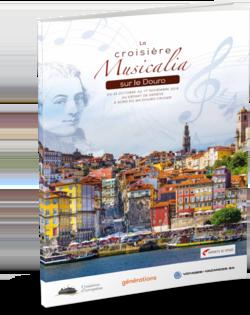 Musicalia sur le Douro (Départ Genève)