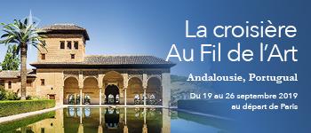 Découvrez les trésors de l'Andalousie lors d'une splendide croisière au cœur de l'art : Séville et son Alcázar, Cordoue, Grenade…