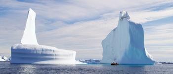 Découvrez en expédition le fameux Passage du Nord-Ouest, reliant l'Atlantique et le Pacifique par l'océan Arctique