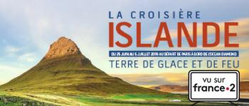 En 2019, découvrez l'Islande et ses paysages grandioses : fjords, plages de sable noir, geysers, volcans, glaciers...