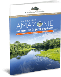 Brochure Amazonie, au coeur de la forêt tropicale (2019) 3D