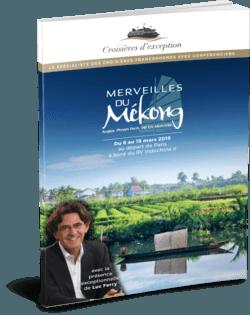 Merveilles du Mékong avec Luc Ferry