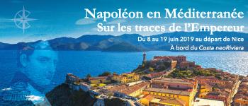 Découvrez la 4e édition de la croisière Napoléon ! En compagnie de spécialistes, vous partirez sur les traces de l'empereur à travers Tarragone, Port Mahon, Propriano, Naples...