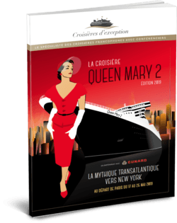 Croisière Queen Mary 2 (2019)