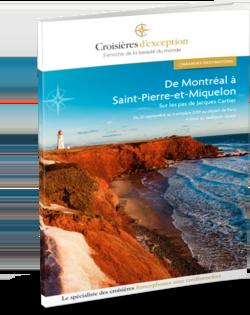 De Montréal à Saint-Pierre-et-Miquelon