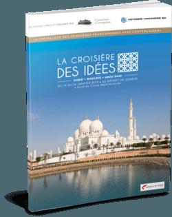 Croisière des idées (départ Genève)