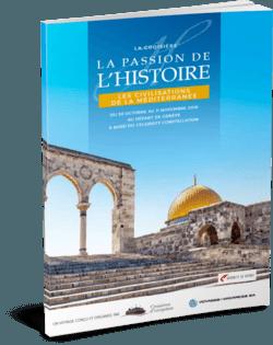La passion de l'Histoire - Méditerranée (départ Genève)