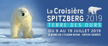 Une croisière-expédition au Spitzberg est une aventure unique qui vous permet de naviguer entre les lieux les plus reculés du globe. Le soir, pas de spectacle ni de musique, car le plus beau décor est celui de la nature