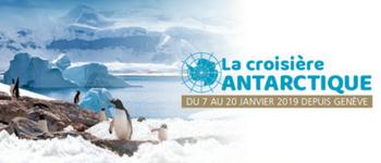 En 2019, découvrez le point le plus au sud du globe lors d'une croisière d'exploration exceptionnelle ! Nos guides polaires vous emmèneront au plus près des phoques, manchots...