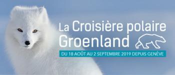Découvrez le Groenland, le Spitzberg et l'Islande lors d'un voyage unique dans les pas des grands explorateurs... Départ de Genève en août 2019.