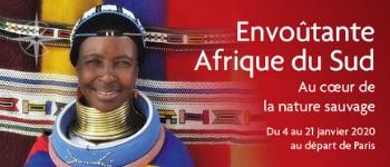 Partez à la découverte de l'extrémité méridionale du continent africain en compagnie d'un guide naturaliste, de l'océan Atlantique à l'océan Indien...