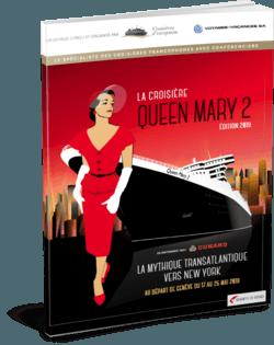 Croisière Queen Mary 2 (2019) - Départ Genève