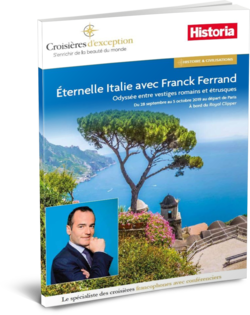 Italie éternelle avec Franck Ferrand