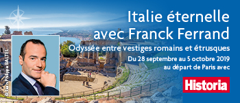 Partez à la découverte des merveilles de la mer Tyrrhénienne en compagnie de l'historien Franck Ferrand. Un haut rendez-vous culturel…