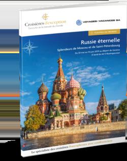 Russie éternelle au départ de Genève
