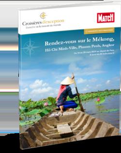 Le Mékong avec Paris Match (départ Genève)