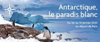 À bord du célèbre brise-glace l'Ortélius, vivez un voyage extraordinaire en compagnie d'experts de la région et d'une équipe francophone