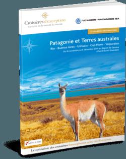 Patagonie et Terres Australes (Départ Genève)