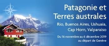 De Rio à San Antonio et au départ de Genève, partez pour une croisière avec une équipe francophone à la découverte des joyaux de l'Amérique du Sud à bord du Zaandam