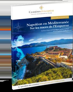 Napoléon en mer Méditerranée Départ Genève