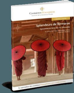 Splendeurs de Birmanie