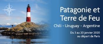 Croisière à bord du Celebrity Eclipse, départ en janvier 2020, destination Patagonie
