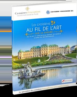 Au fil de l'art sur le Danube (Départ Genève 2019)
