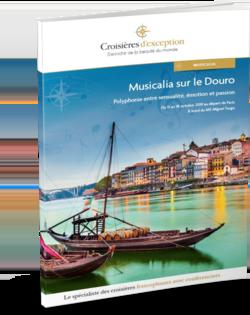 Musicalia sur le Douro (Départ Genève 2019)