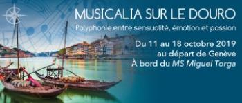 Découvrez le Portugal lors d'une croisière musicale... Polyphonie entre sensualité, émotion et passion