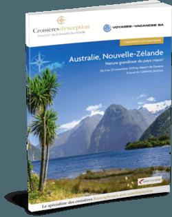 Australie, Nouvelle-Zélande (départ Genève)