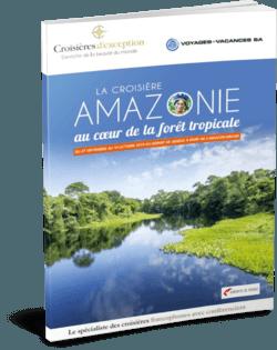 Amazonie, au coeur de la forêt tropicale (départ Genève)