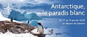 Un voyage magique, un rêve éveillé, des paysages presque naturels… l'Antarctique en croisière vous réserve des instants inoubliables et particulièrement enrichissants grâce aux conférenciers qui embarqueront avec vous