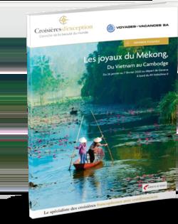 Les joyaux du Mékong (départ Genève)