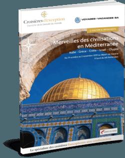 Merveilles des civilisations en Méditerranée (départ Genève)