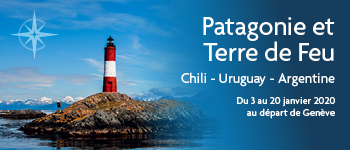 Croisière Patagonie, départ depuis Genère, Accompagnement francophone et conférences à bord