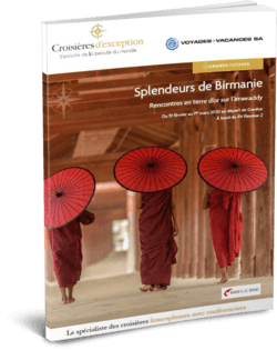 Splendeurs de Birmanie (Départ Genève)