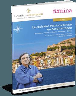 Croisière Version Femina en Méditerranée