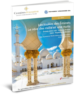 Les joyaux des Émirats (départ Genève)