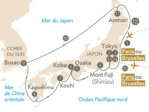 La tradition japonaise datant