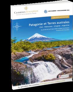 Patagonie et Terres australes 2020 (Départ Genève)