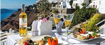 Croisière gastronomie avec Saveurs en Méditerranée au départ et retour de Paris